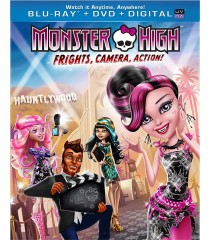 MONSTER HIGH (SUSTOS, CÁMARA, ACCIÓN)