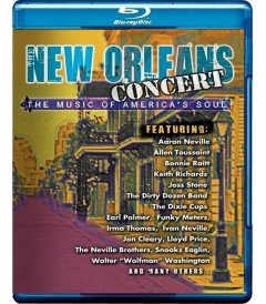 NEW ORLEANS CONCERT - THE MUSIC OF AMERICA'S SOUL