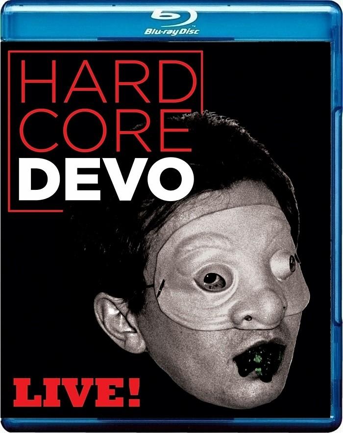 DEVO - HARDCORE LIVE