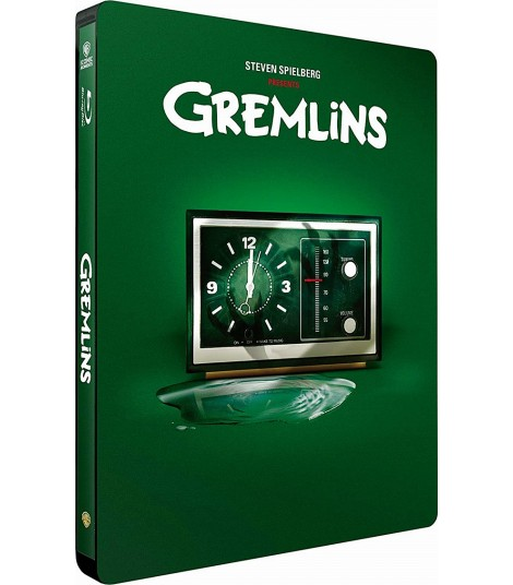 GREMLINS (EDICIÓN ESPECIAL STEELBOOK MOMENTOS ICÓNICOS 10)