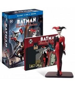 DC ANIMADA 30 - BATMAN & HARLEY QUINN (EDICIÓN EXCLUSIVA BEST BUY) (INCLUYE NOVELA GRÁFICA)