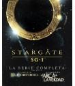 DVD - STARGATE (LA SERIE COMPLETA) (INCLUYE EL CONTINUO Y EL ARCA DE LA VERDAD)