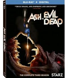 ASH VS EVIL DEAD - 3° TEMPORADA COMPLETA - PRE VENTA