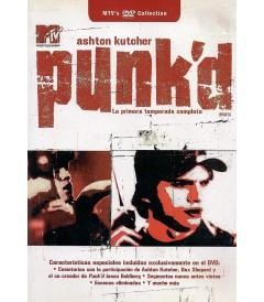 DVD - PUNK'D - 1° TEMPORADA COMPLETA - USADA