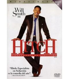 DVD - HITCH (ESPECIALISTA EN SEDUCCIÓN)
