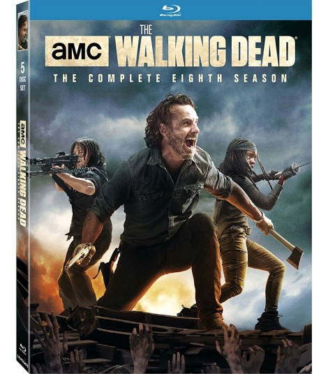 THE WALKING DEAD - 8° TEMPORADA COMPLETA