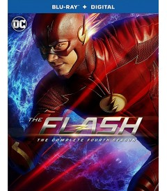 THE FLASH - 4° TEMPORADA COMPLETA