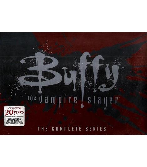 DVD - BUFFY (LA CAZAVAMPIROS) (LA SERIE COMPLETA)