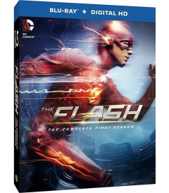 THE FLASH - 1° TEMPORADA COMPLETA