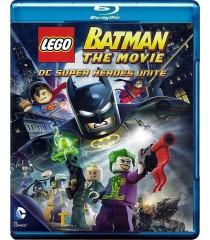 LEGO BATMAN (LA PELICULA) (LOS SUPER HÉROES SE UNEN) - USADA