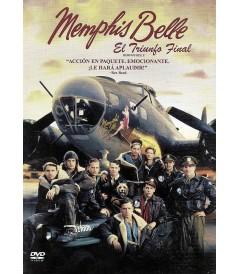 DVD - MEMPHIS BELLE (EL TRIUNFO FINAL) - USADA