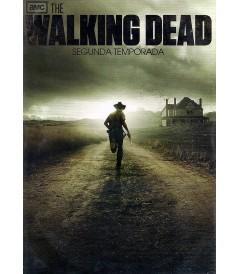 DVD - THE WALKING DEAD - 2° TEMPORADA COMPLETA - USADA