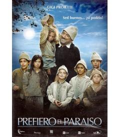 DVD - PREFIERO EL PARAÍSO