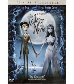 DVD - EL CADÁVER DE LA NOVIA - USADA