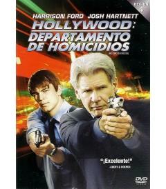 DVD - HOLLYWOOD (DEPARTAMENTO DE HOMICIDIOS) - USADA