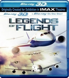 3D - IMAX LEGENDS OF FLIGHT