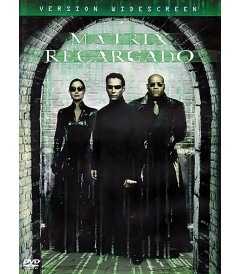 DVD - MATRIX RECARGADO (EDICIÓN 2 DISCOS) - USADA