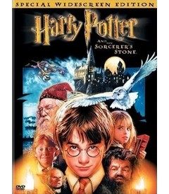 DVD - HARRY POTTER Y LA PIEDRA FILOSOFAL (EDICIÓN ESPECIAL) - USADA