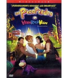 DVD - LOS PICAPIEDRAS EN VIVA ROCK VEGAS