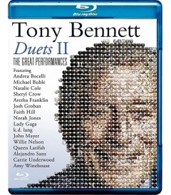 TONY BENNETT - DUETS II (THE GREAT PERFORMANCES)