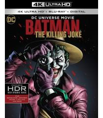 4K UHD - BATMAN (LA BROMA MORTAL)