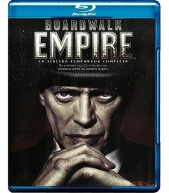 BOARDWALK EMPIRE (EL IMPERIO DEL CONTRABANDO) - 3° TEMPORADA COMPLETA - USADA