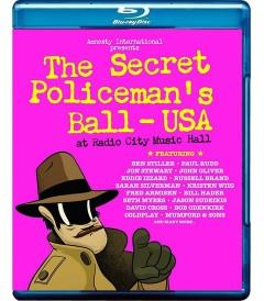 THE SECRET POLICEMANS BALL USA (AT RADIO CITY MUSIC HALL)