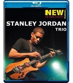 STANLEY JORDAN TRIO (THE PARIS CONCERT)