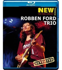 ROBBEN FORD TRIO - THE PARIS CONCERT
