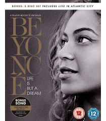 BEYONCÉ (LIFE IS BUT A DREAM) - LIVE IN ATLANTIC CITY