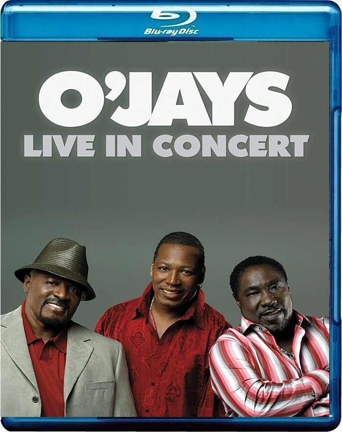 OJAYS - LIVE IN CONCERT