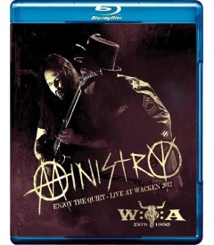 MINISTRY (ENJOY THE QUIET) - LIVE AT WACKEN 2012
