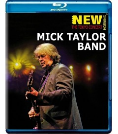 MICK TAYLOR - THE TOKYO CONCERT