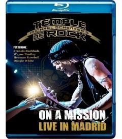 MICHAEL SCHENKER - TEMPLE OF ROCK (LIVE IN MADRID)