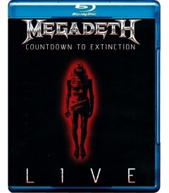 MEGADETH - COUNTDOWN TO EXTINCTION (DELUXE EDITION)