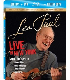 LES PAUL (LIVE IN NEW YORK)