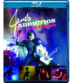 JANES ADDICTION - LIVE VOODOO