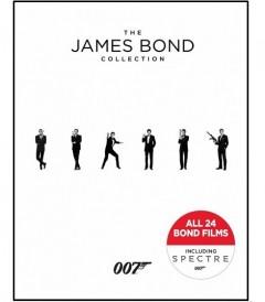 007 JAMES BOND (COLECCIÓN COMPLETA 53 AÑOS DE PELÍCULA)