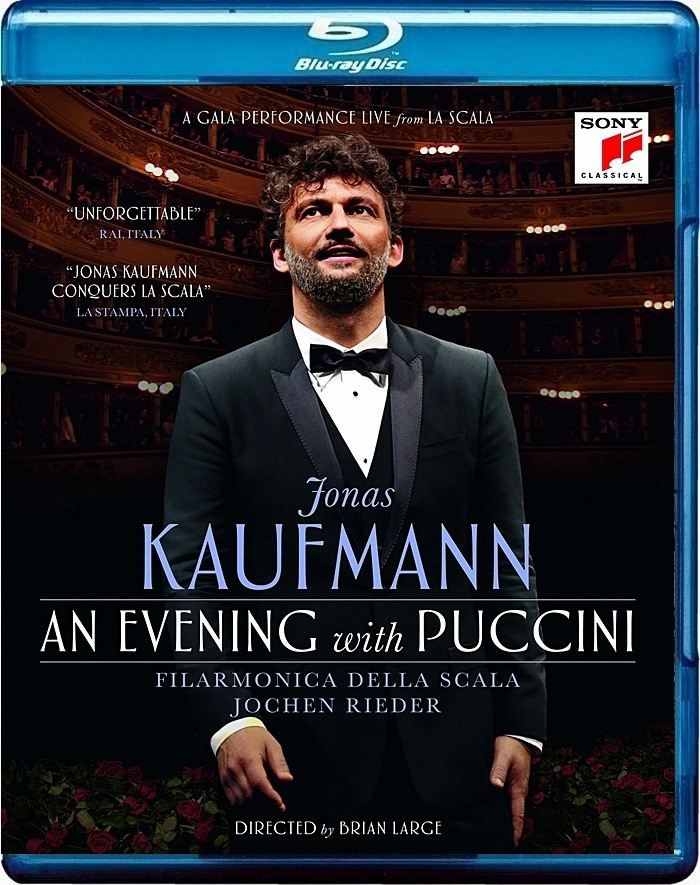 JONAS KAUFMANN - AN EVENING WITH PUCCINI