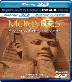 3D - IMAX MOMIAS