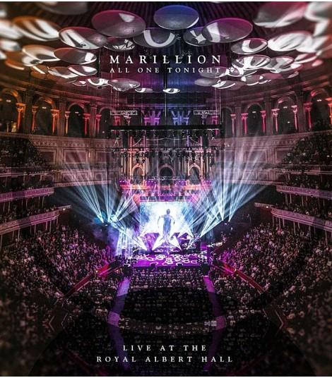 MARILLION (ALL ONE TONIGHT) - LIVE AT THE ROYAL ALBERT HALL