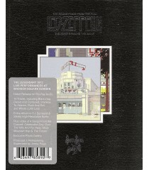 LED ZEPPELIN - THE SONG REMAINS THE SAME (BLU RAY AUDIO)