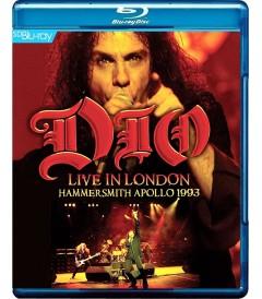 DIO - LIVE IN LONDON (HAMMERSMITH APOLLO 1993)