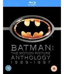 LA ANTOLOGÍA DE BATMAN (1989 - 1997)