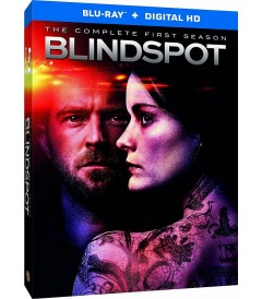 BLINDSPOT - 1° TEMPORADA COMPLETA