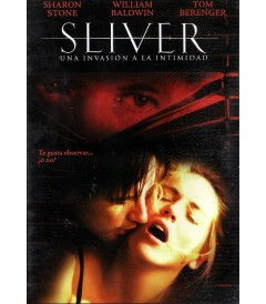DVD - SLIVER (UNA INVASIÓN A LA INTIMIDAD) - USADA