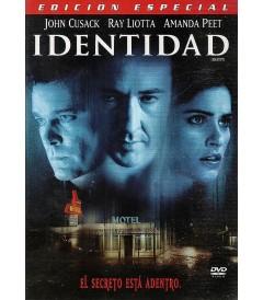 DVD - IDENTIDAD (EDICIÓN ESPECIAL) - USADA