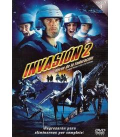 DVD - INVASIÓN 2 (HÉROE DE LA FEDERACIÓN) - USADA