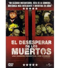 DVD - SHAUN OF THE DEAD - USADA