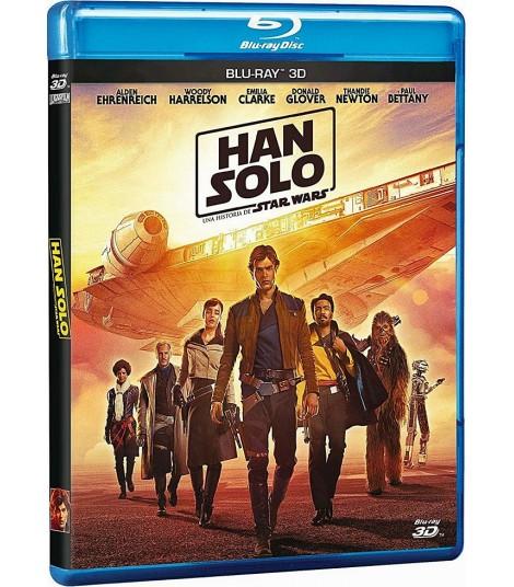 3D - HAN SOLO (UNA HISTORIA DE STAR WARS)